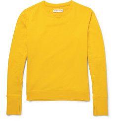 Orlebar BrownDudley Loopback Cotton-Jersey Sweatshirt