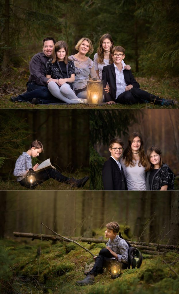 Family photography and Fairytale photography by Swedish photographer Fotograf Maria Lindberg www.fotografmarialindberg.se