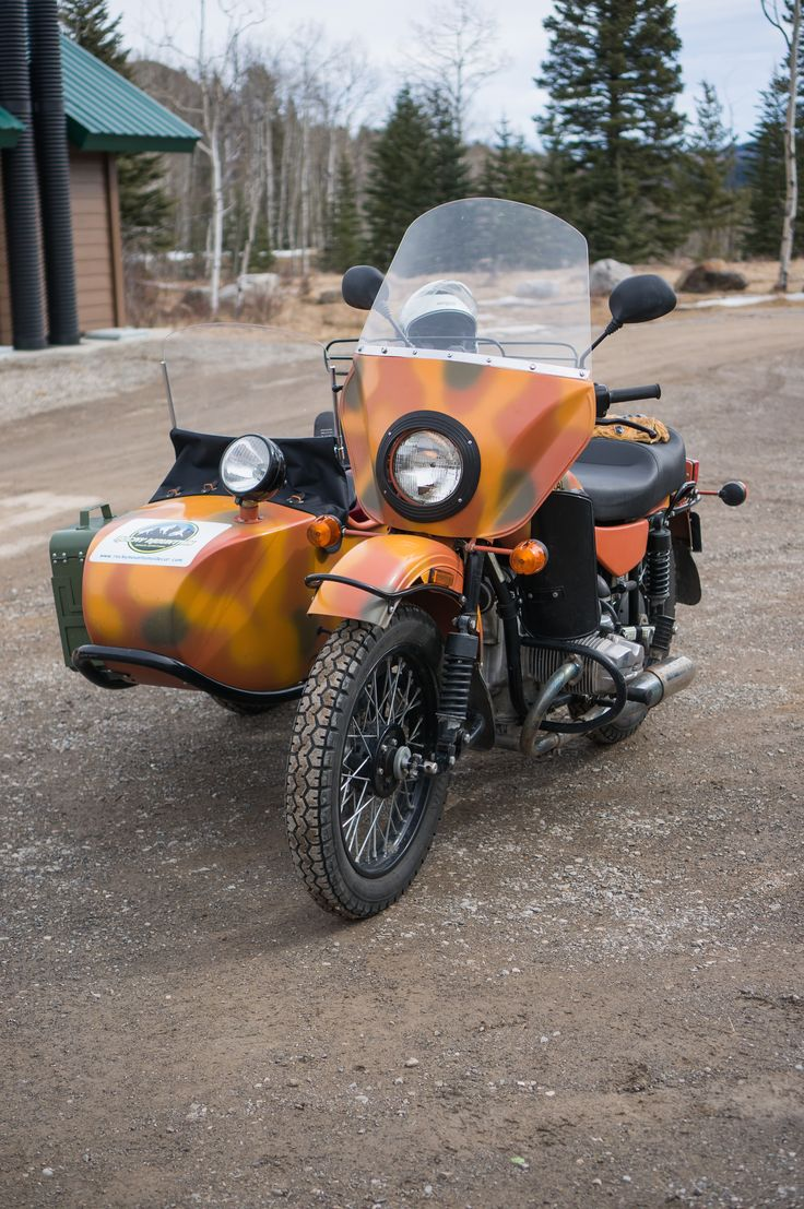 Expanding our Horizons with Rocky Mountain Sidecar Adventures Rambling Guide to Canada
