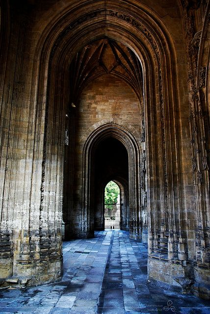 The Old Cathedral, Oviedo, Asturias