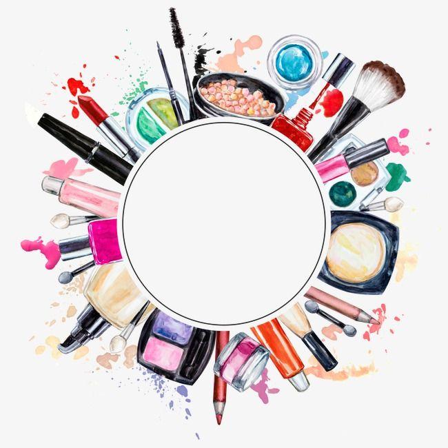 Creative Makeup Tools Makeup Clipart Tools Clipart Beauty Png Transparent Clipart Image And Psd File For Free Download Makeup Clipart Makeup Artist Logo Makeup Illustration