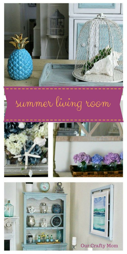 88 best Summer Home Tours images on Pinterest | Purple couch, Purple ...