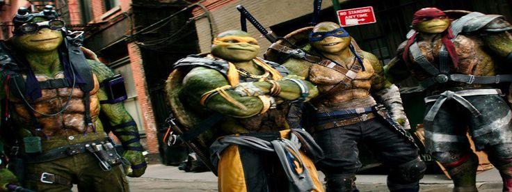 ¿Os apetece ver la peli de las Tortugas ninja 2: desde las sombras? Hoy se estrena en nuestras grandes pantallas la segunda parte de las tortugas ninja: desde las sombras,después del éxito de la p…