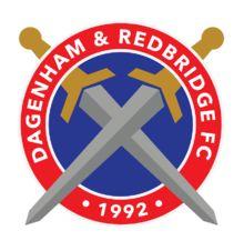 Dagenham & Redbridge F.C. New Logo.png