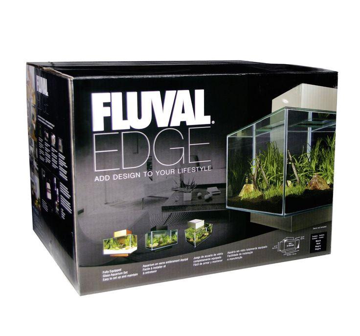fluval edge filter setup instructions