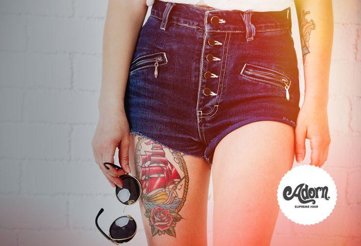 Tatuaggi sempre in vista!