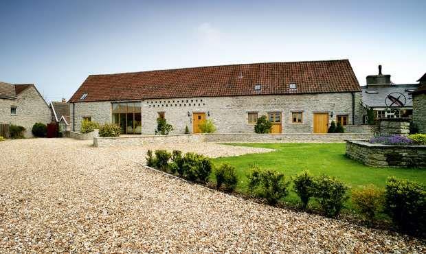 Gorgeous stone barn conversion