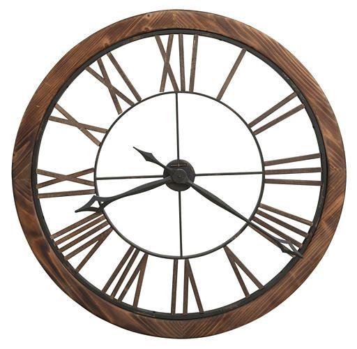 Bitely Wall Clock   - Art Van Furniture
