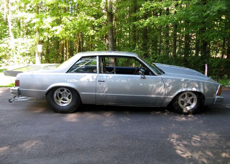 1980 Chevrolet Malibu Pro Street For Sale – Affordable Classics