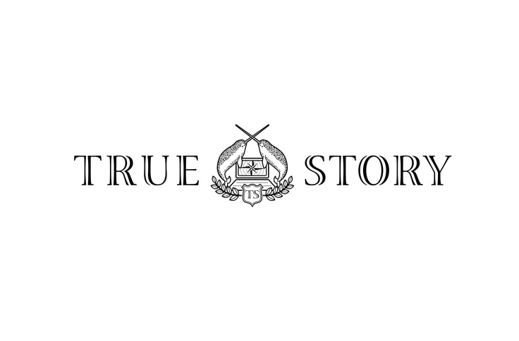 Logo für True Story