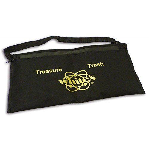 Amazon.com : Whites Treasuremaster Metal Detector Diggers Special with Digging Trowel & Apron : Garden & Outdoor