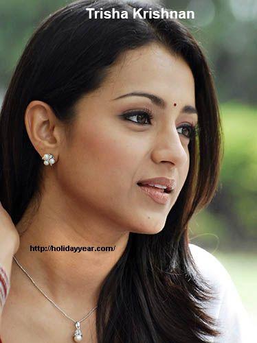 May 4 - Trisha Krishnan, Indian Actress was Born Today. For more famous birthdays http://holidayyear.com/birthdays/