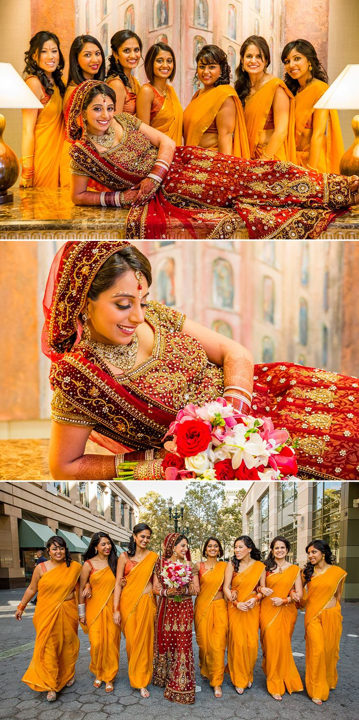 Reena + Romit | San Jose Fairmont Indian Wedding