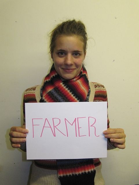 She would be a farmer if she had the right skills #youthskillswork