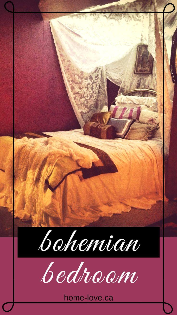 Bohemian - Boho Guestroom - Home Love