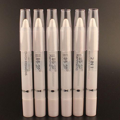 2016 New Waterproof Glitter Eyeliner Pencil Eye Bright Liner Durable Shadow Pen Makeup Set 08WG