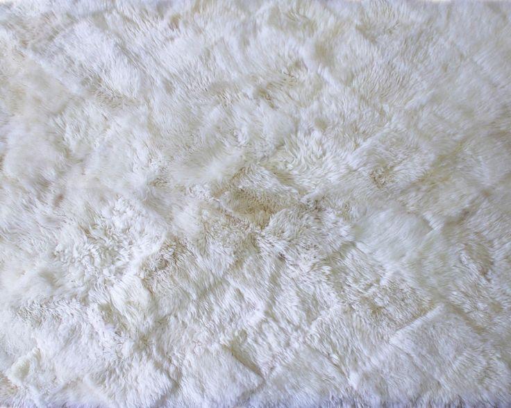 Pele de Carneiro Branca (Prazo de Entrega 20 dias)