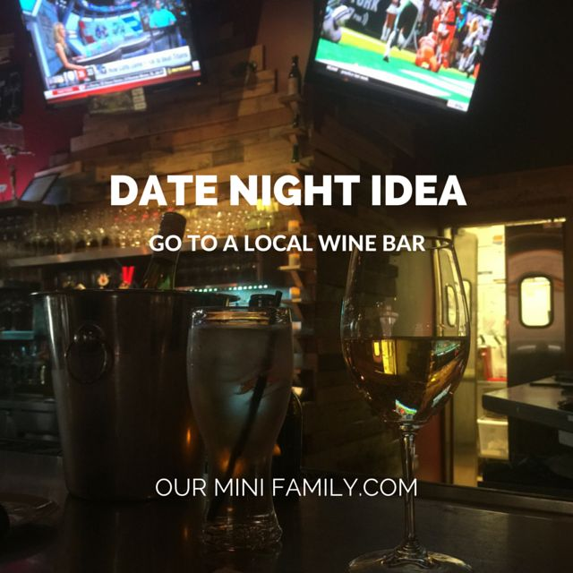 Looking for a fresh and exciting date night idea? Check out your local wine bar! We visited Salut Kitchen Bar in Tempe, AZ! ad