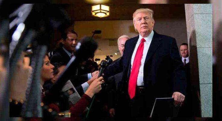 """Congresistas republicanos piden a Trump protección para los """"soñadores"""""""