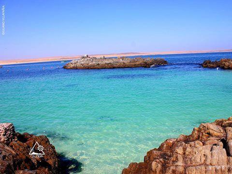 Las Piscinas Bahía Inglesa http://bgls.cl