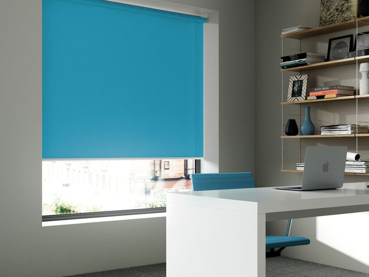 Co-ordinate your blinds and furnishings for a stylish finish