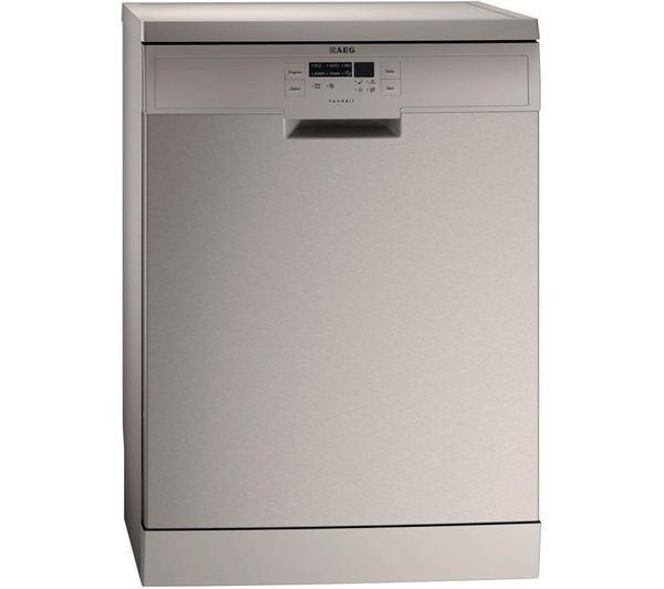 F55500M00 Full-size Dishwasher - Stainless Steel