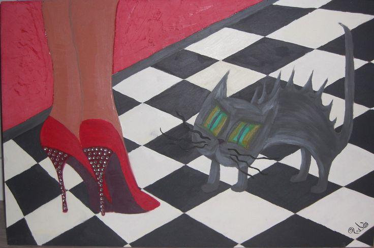 Luno y zapatos