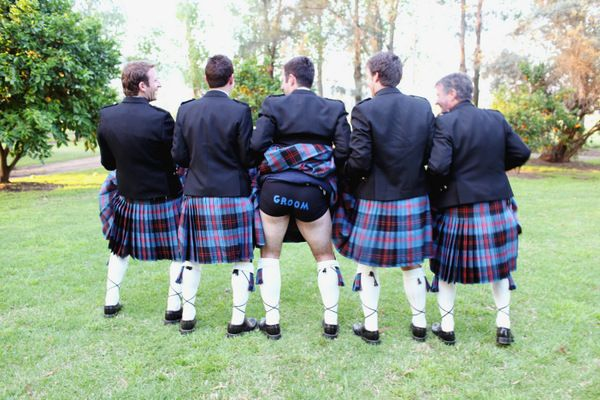 scottish wedding ideas | Tamworth Scottish Themed Wedding by Wanted Imagery | Love Wed Bliss