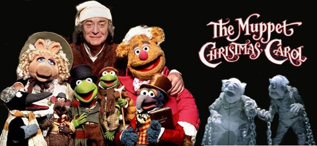We watch The Muppet Christmas Carol every Christmas Eve. I ADORE ...