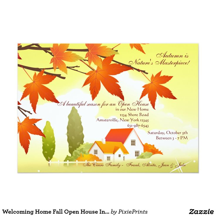 21 best Open House Invitation Wording images on Pinterest | House ...