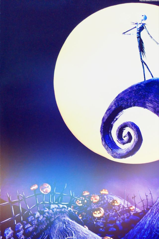 Fine 1000 Ideas About Nightmare Before Christmas Wallpaper On Easy Diy Christmas Decorations Tissureus