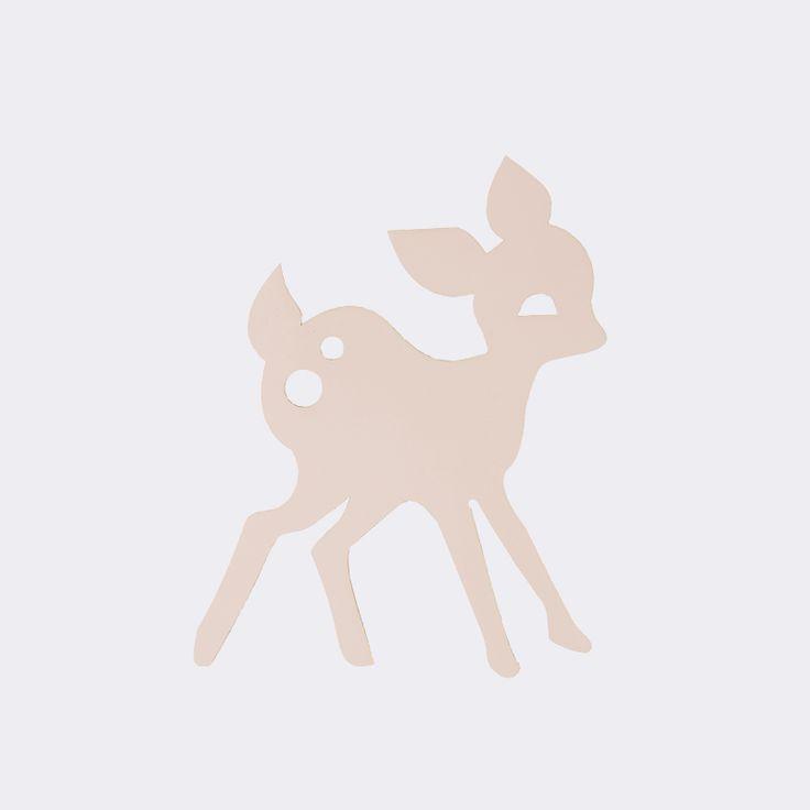 My Deer Lamp - Rose