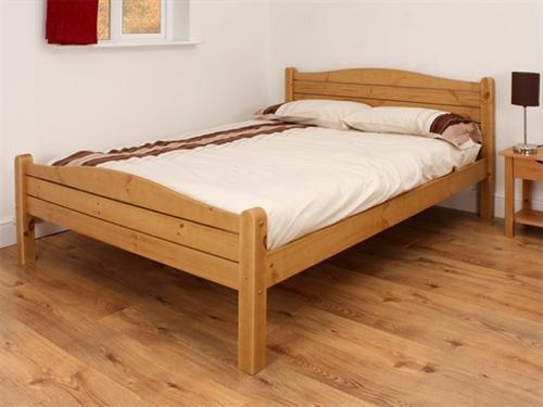 Snuggle Beds Elwood Antique 3 Single Wooden Bed