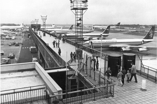 Manchester Airport 1960's