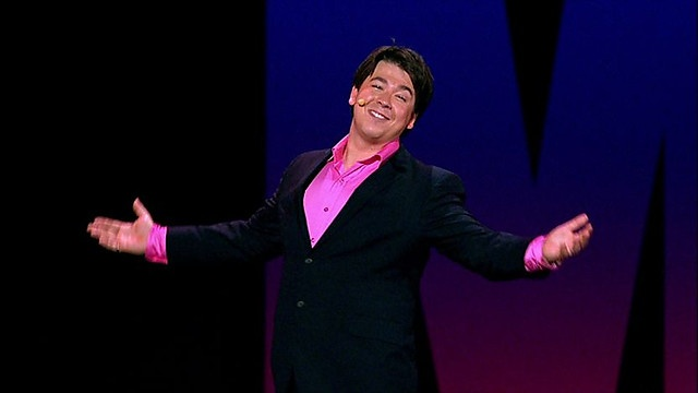Got a real thing for Michael McIntyre