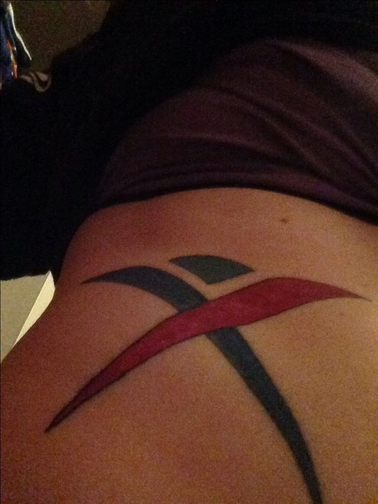 USA Gymnastics tattoo. I was a gymnast for 14 years and got hurt. I miss it so much I got this tat as a kind of closure. Done at Your Design Or Mine Tattoo and Piercing in Lexington, KY.