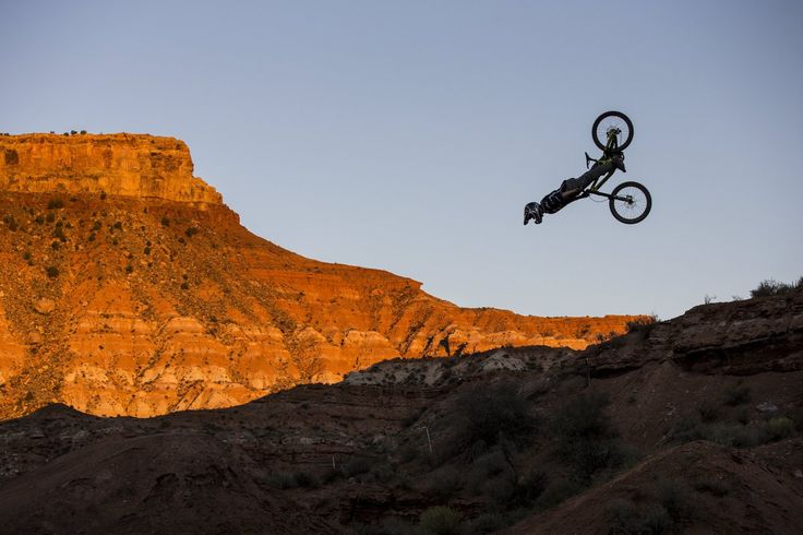 Spin, flip, huck and chuck — see the biggest tricks in the history of Red Bull Rampage.