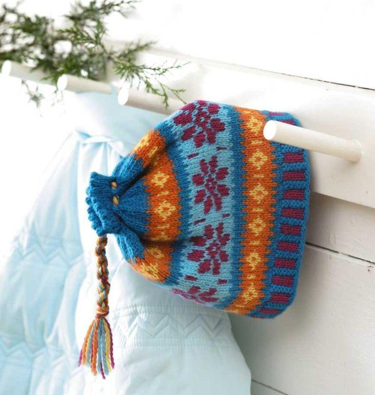 34 best Fair isle knitting images on Pinterest | Knitting patterns ...