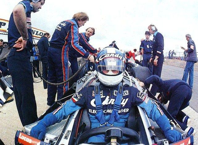 Derek Warwick  1983