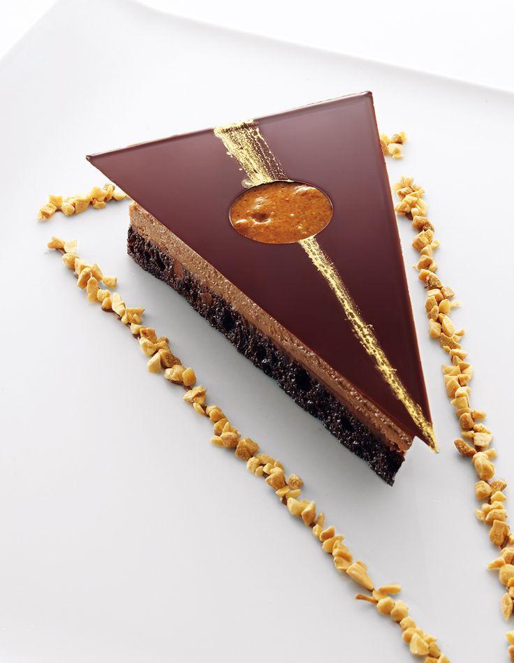 """Chocolat croustillant, praliné fondant """"Best Of Christophe Michalak"""" Editions Alain Ducasse"""