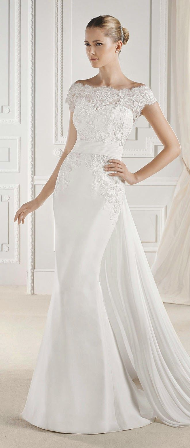 La Sposa Barcelona 2015 Bridal Collections - Belle The Magazine