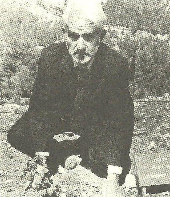 Hugo Armann war ein junger Mann seiner Zeit, 1917 geboren ...