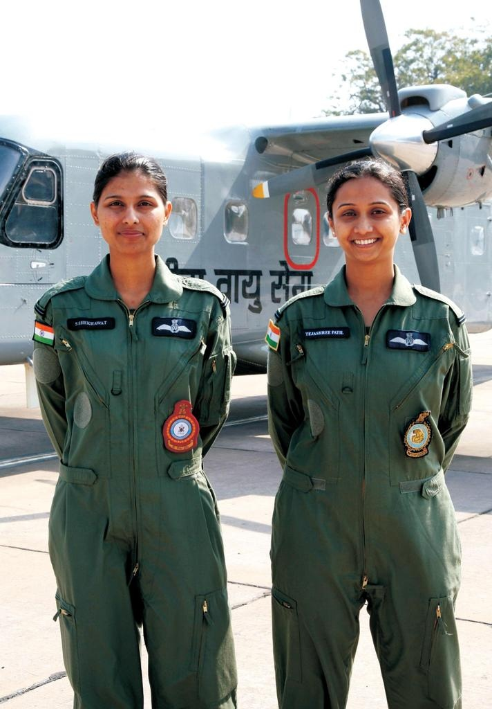 Indian Air Force Aviators http://www.ssbcrack.com ...