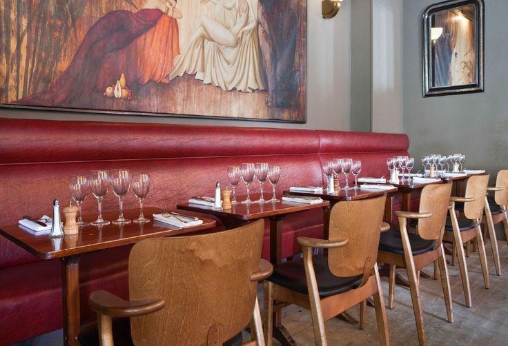 Le Fumoir Restaurant, Paris, France, 2009  / Domus Chair