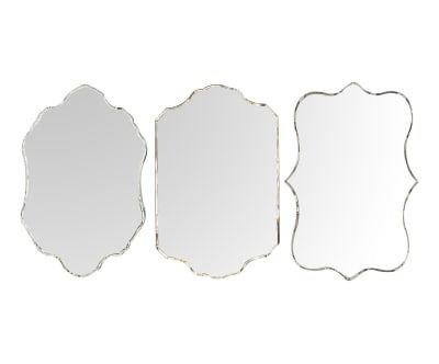 3 Miroirs ROSY - 40*50