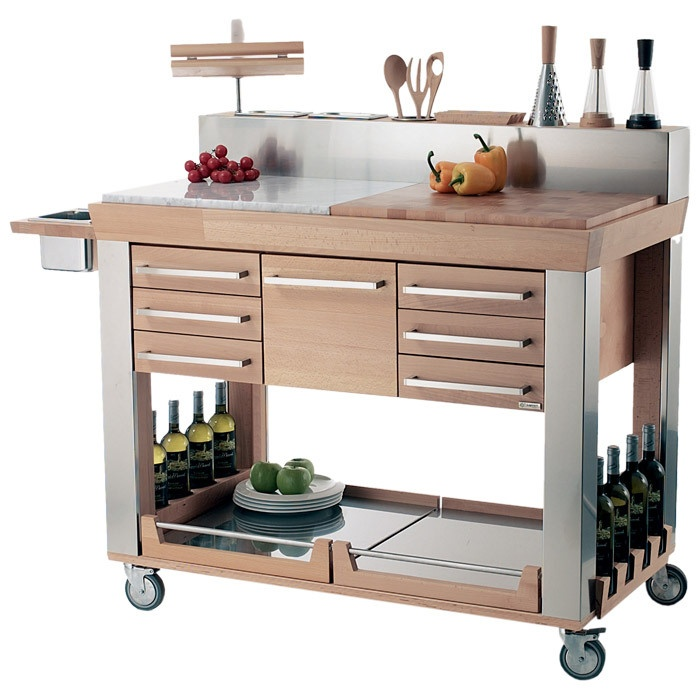 mobile islands for kitchens 17 best images about mobile kitchen on wine 7560