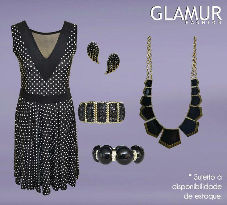 Monte seu look na Glamur Fashion!