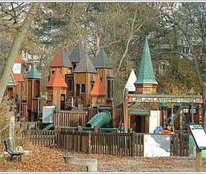 high park adventure playground