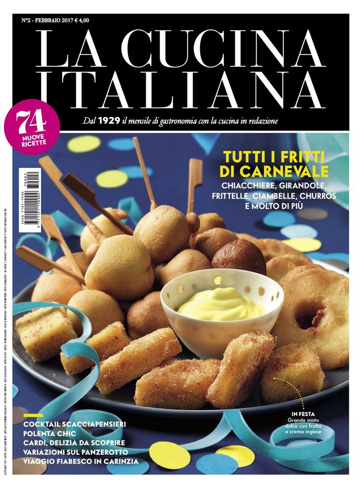 la cucina italiana febbraio 2017 mar