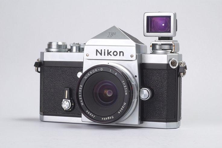ニコン F:カメラアーカイブ